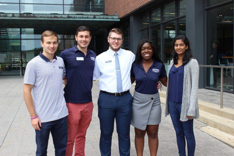 UConn School of Pharmacy Ambassadors