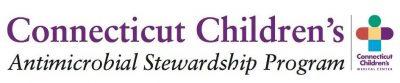 Connecticut Children's Anti Microbial Stewardship Program Logo