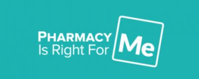 Pharmacy is right for me logo
